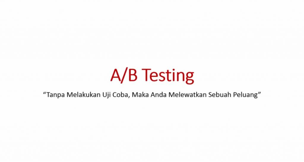 Video 10 A/B Split Testing